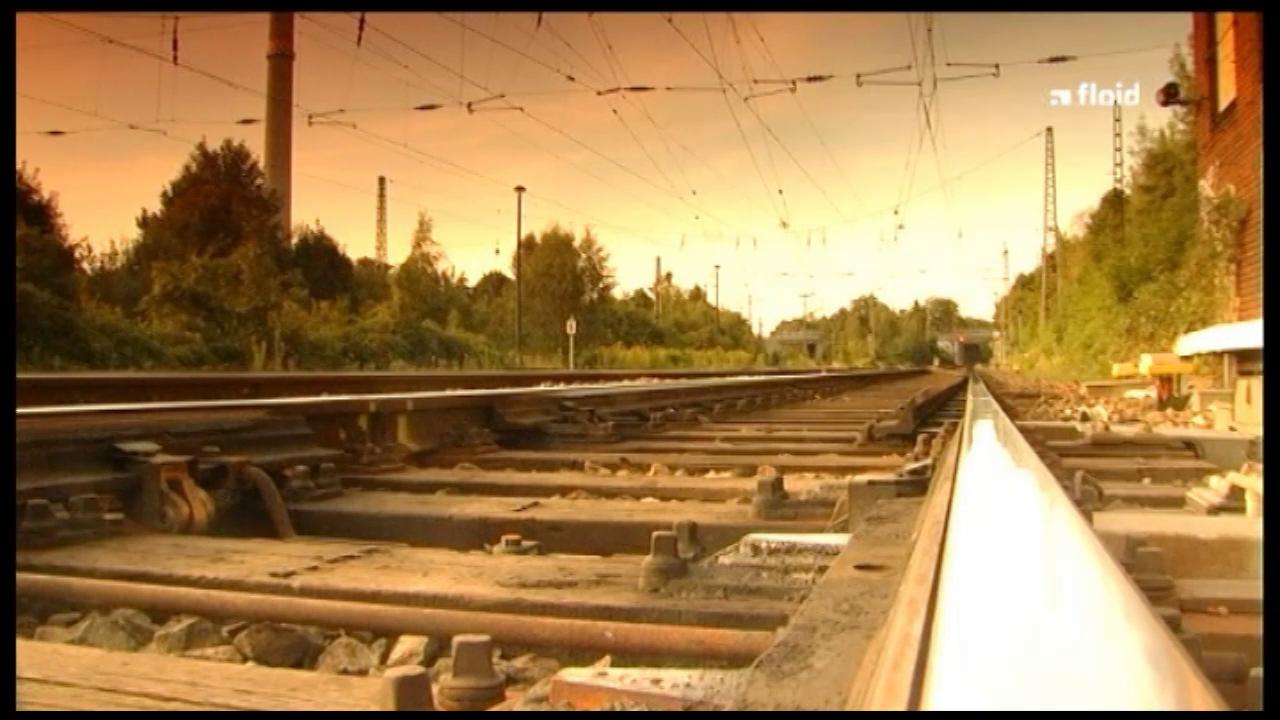 Mein Lieblingsort: Bahnhäuchen in Marienbrunn von floid