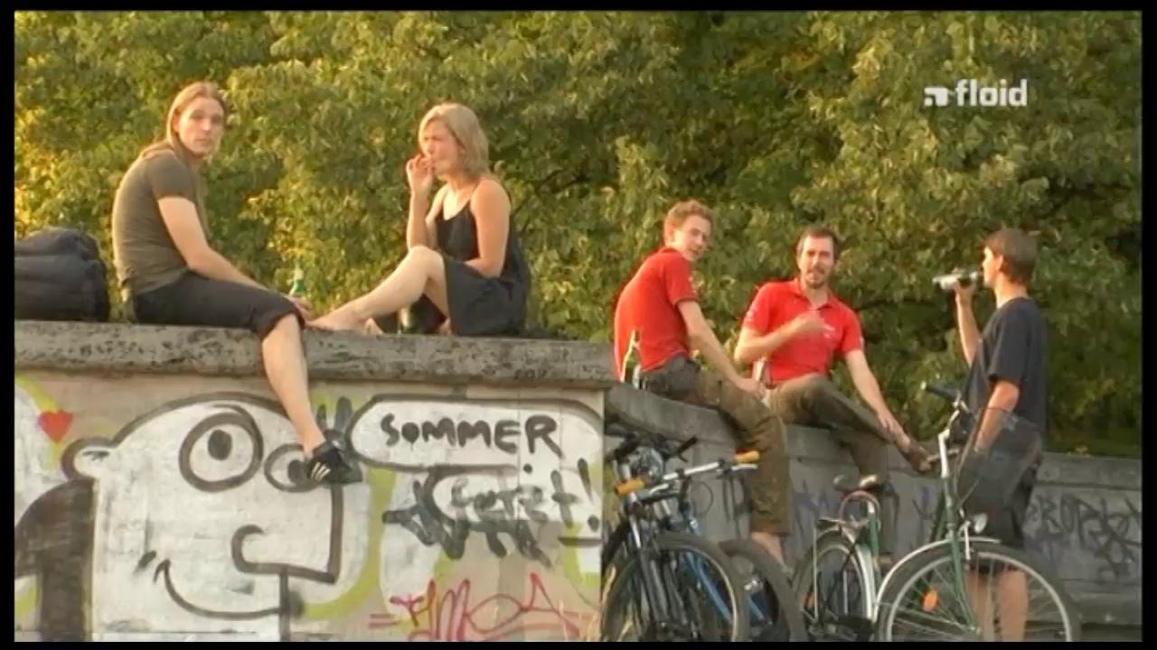 Mein Lieblingsort: Sachsenbrücke von floid