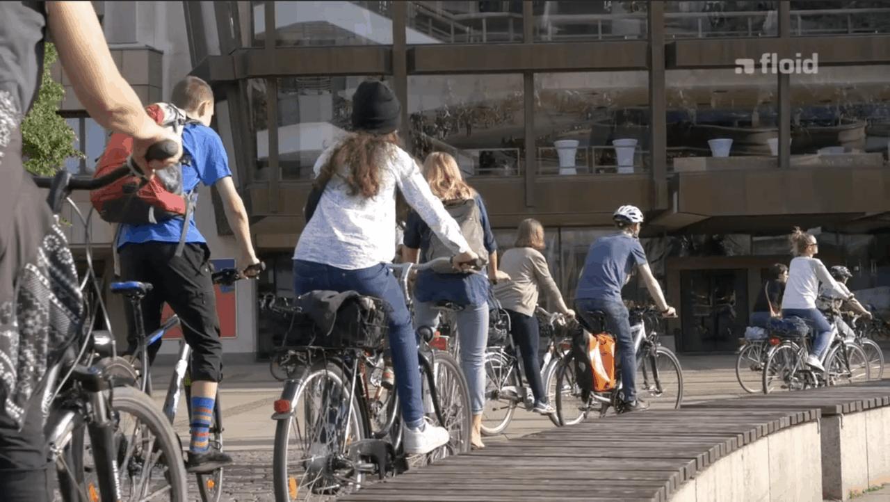 Radverkehr in Leipzig